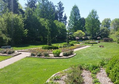 Blanchette Park Rau Garden