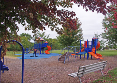 Fox Hill Park Playground