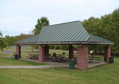 Jean Baptiste Point DuSable - Ed Bales Park Shelter